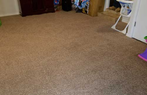 Anderson Cleaning and Restoration Carpet Cleaning